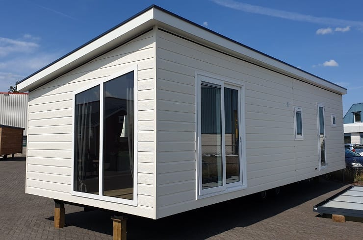 Showroom - Chalet Basic XL Lessenaarsdak