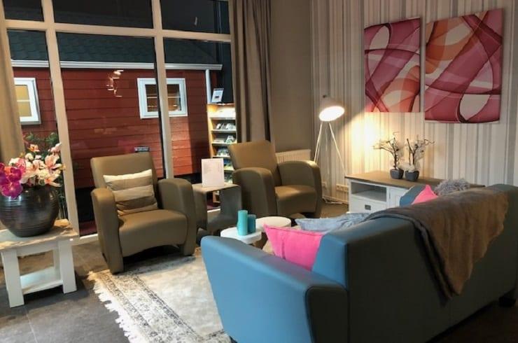 Showroom - Chalet New Port