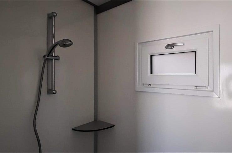 Showroom - Sanitairunit