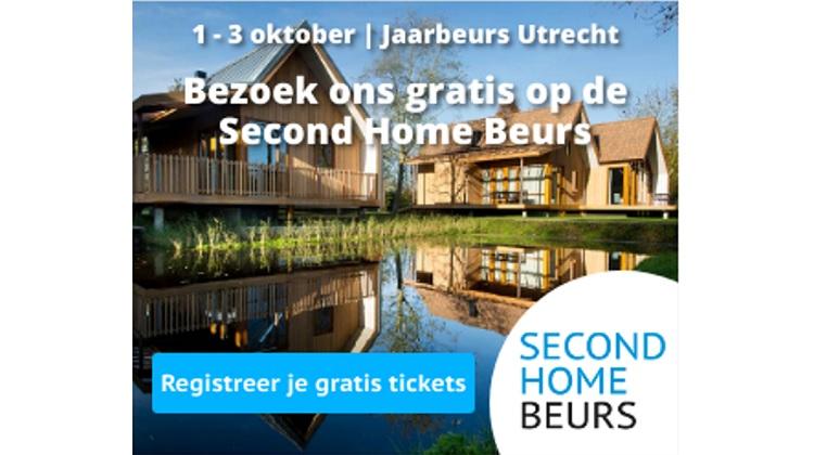 FREE Tickets Second Home fair